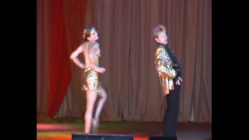 Концерт-сдача эстрадного отделения, Кемеровский областной колледж культуры и искусств