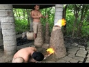 Primitive Technology with Survival Skills Upgrade Metal Furnace Forge