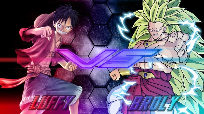 Mugen 1.1 (Legacy) WN-M.D.Luffy Vs (Boss) Broly
