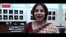 Vidya Balan shoots at Senco Andheri for Tumhari Sulu