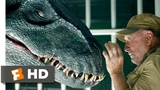 Jurassic World Fallen Kingdom (2018) - The Jaws of the Indoraptor Scene (710) Movieclips