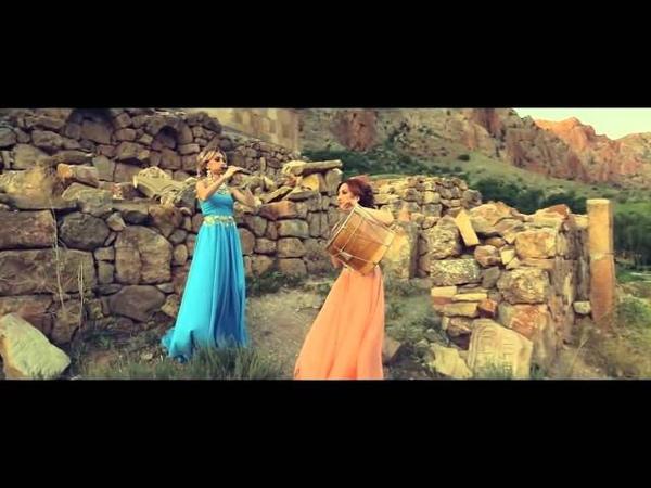 Anna Anahit Mkhitaryanner Popuri Armenian music Official Music Video HD