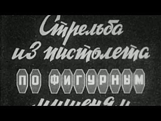 Стрельба по силуэту(учебный фильм Ефима Хайдурова)