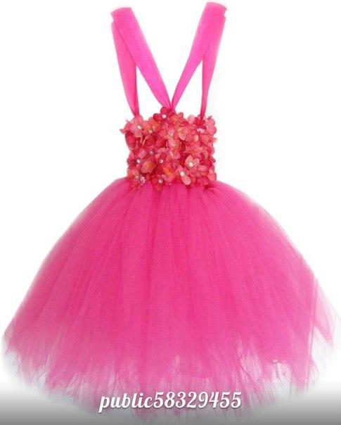 Платье Tu-tu