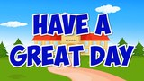 Have A Great Day Back to School Song for Kids Following Rules Jack Hartmann