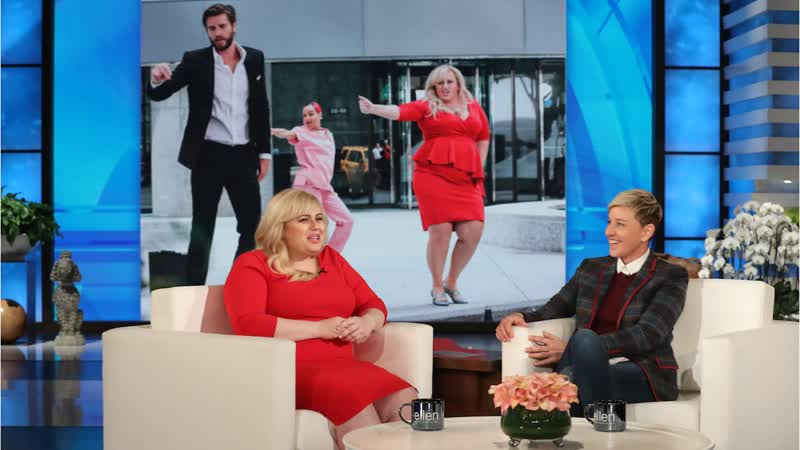 Rebel Wilson Was Convinced the Handsome Liam Hemsworth Wouldnt Be Funny