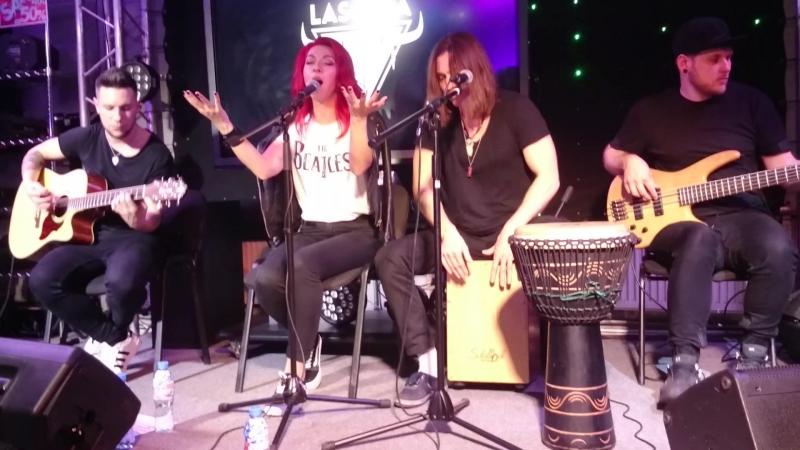 LaScala - Реванш (акустик-сет 19.05.18 г. в Музторге на Таганке)