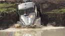 ZIL 157 , modernized in off-road , Truck show , mud race Best moments