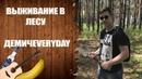 [ДЕМИЧ EVERYDAY] КУРС ВЫЖИВАНИЯ В ЛЕСУ