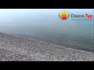 jamtour.org пансионат Эвкалиптовая  роща (Сухум, Абхазия) пляж