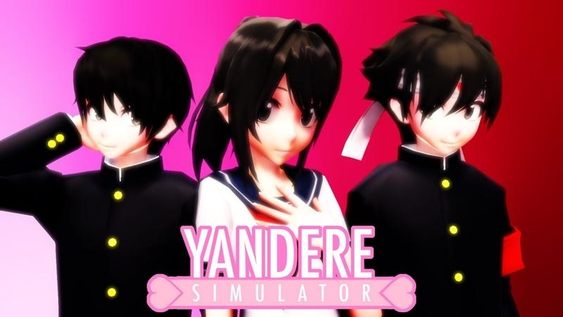 【MMD YanSim Series】『RESET Opening』 •Budo x Ayano x Taro•
