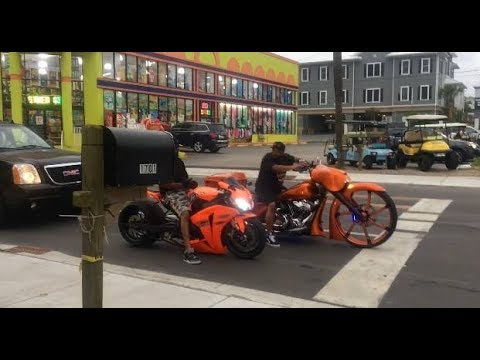 Black Bike Week 2018 Myrtle Beach