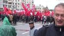 04 10 2018 г Москва Вечер Марш по улицам Москвы и панихида у народного мемориала