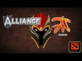 Alliance vs Fnatic. (04.11.2013) ASUS ROG DreamLeague Dota 2