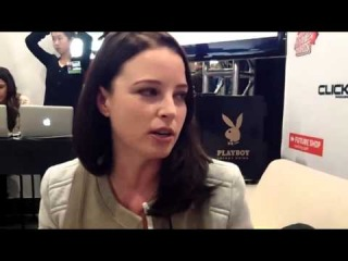 Rachel Nichols of Continuum on ALIAS and Favorite Action Scenes With ComicsBlend.com