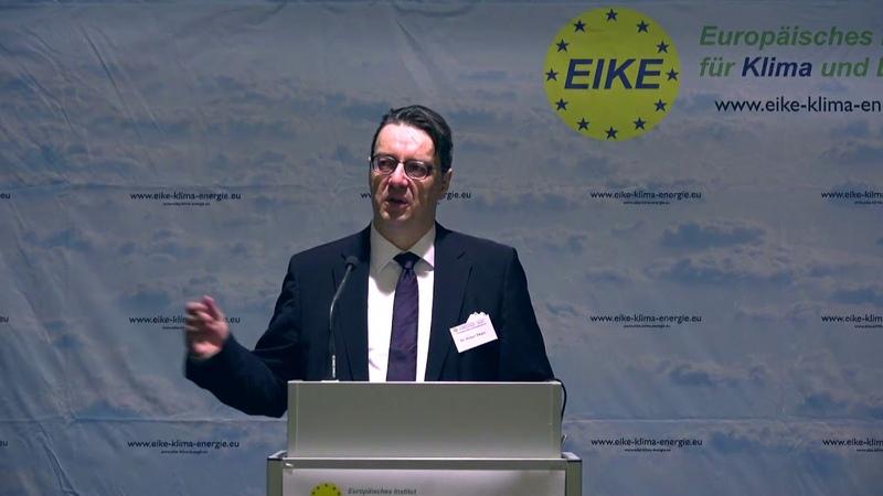 Dr. Holger Thuß: EIKE gegen den Rest der Welt? (11.IKEK)