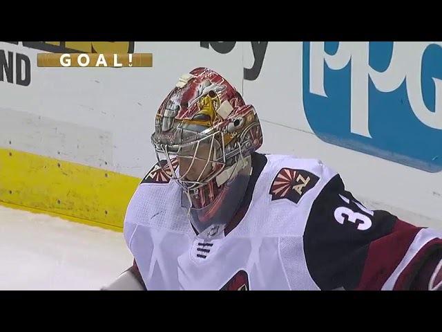 НХЛ 17-18 7-ая шайба Малкина 07.11.17