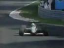 Найджел Мэнселл теряет победу на последнем круге Гран-при Канады Формула-1 1991