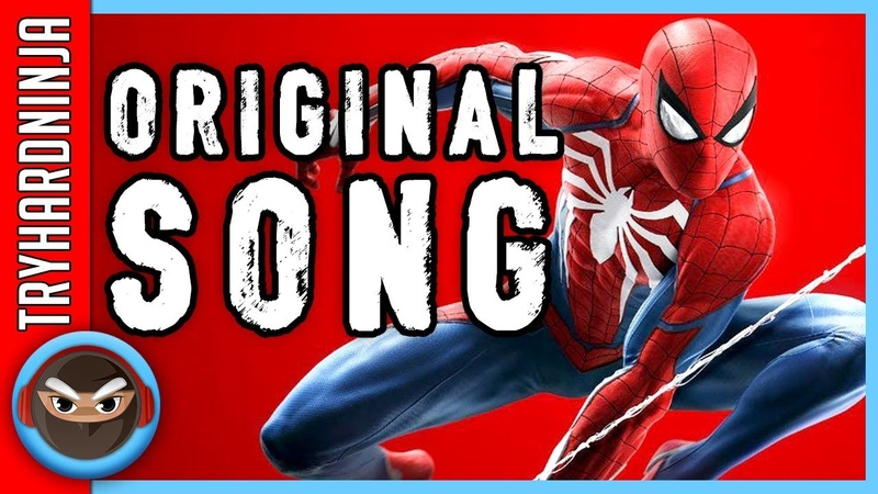 Spider-Man PS4 Song Spider's Web by TryHardNinja