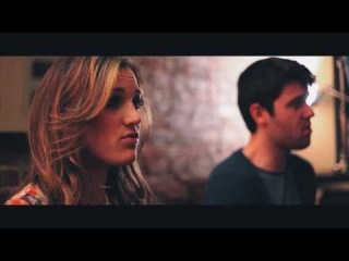 Sarah Miles and Sam Durant Hunter, Say Something (A Great Big World cover)