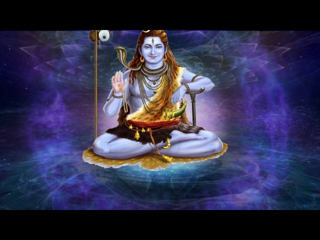 ॐ GET RID OF ALL BAD! START NEW LIFE! SHIVA Mantra! ॐ Powerful Mantras Meditation Music PM 2018
