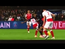 Замечательные финты и моменты в футболе.