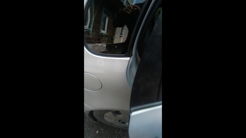 Заниженное авто