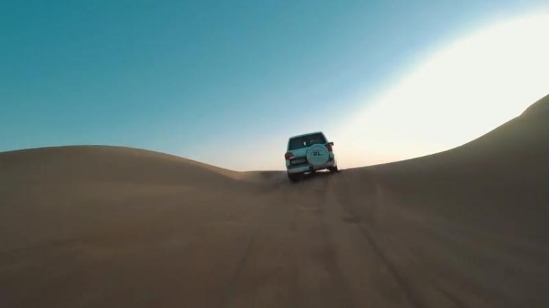 Экскурсии в Дубай. Джип сафари