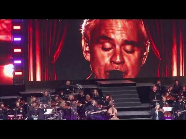 David Garrett with Andrea Bocelli - Live Concert Berlin