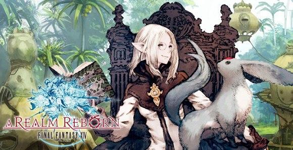 Final Fantasy XIV - Новое видео с Альфа теста