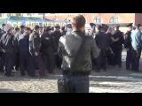 Харьков:  нападение  правого  сектора  на  митинг Антимайдана 18.09.2014