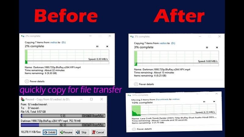 Super High Speed File or Data Transfer