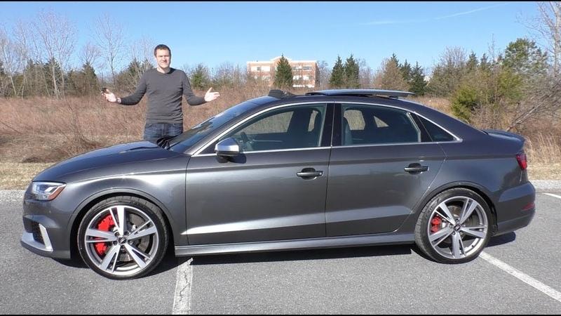 Вот почему Audi RS3 2018 года это лучшая новая Audi