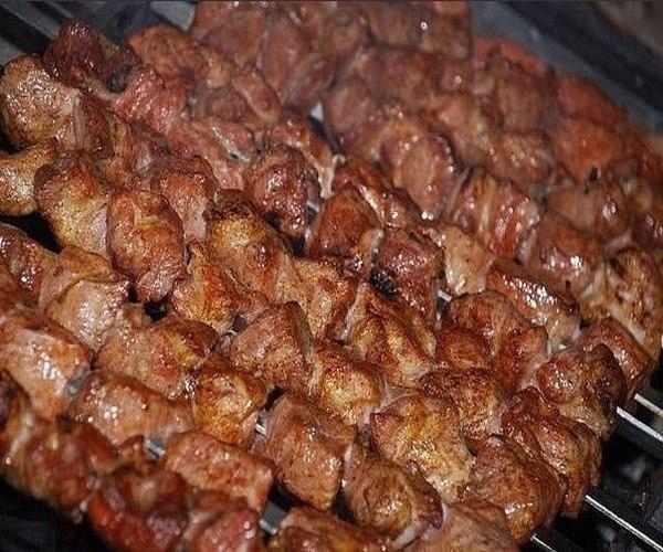 Фантастически мягкое мясо на шашлыки всего за