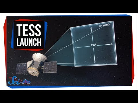 NASA Just Launched a New Planet Hunting Telescope