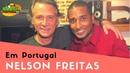 Nelson Freitas em Portugal