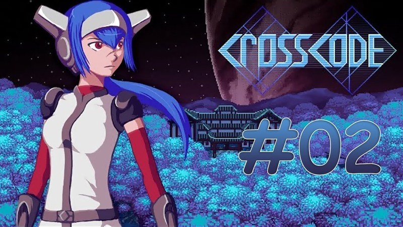 CrossCode 02 [Первые Друзья И Враги]