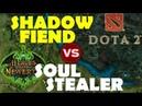 Dota 2 vs HoN - Shadow Fiend vs Soul Stealer Comparison