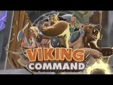 Official Viking Command (iOS / Android) Launch Trailer