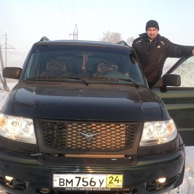 Андрей Трошкин, 24 ноября 1980, Красноярск, id201663111