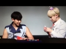 [VK][160528] MONSTA X fancam @ Ilchi Art Hall Fansign