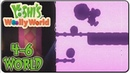 Yoshi wooly world 4 6 Spooky Scraps Don't Get Spooked