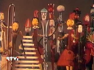 Страна Оркестрия.Музыкальная шутка(1964)(SATRip)