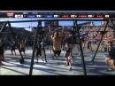 2013 CrossFit Games - Men's 2007 Workout - Heat 1 of 4