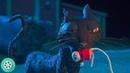 Хорошая Киса Говоряший кот предупреждает Коралину об опастности Коралина в Стране Кошмаров 2009