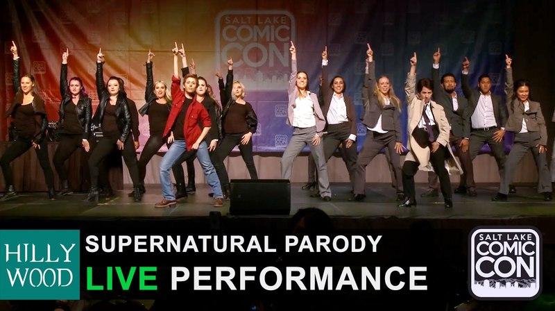 Supernatural Parody LIVE Performance