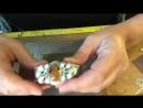Серебряный браслет с кабошоном Видеоурок Пайка 14 14