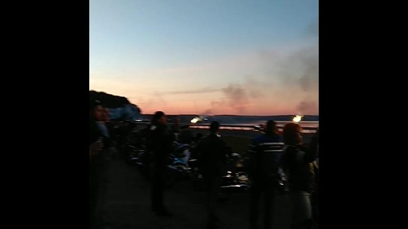 18сентября день памяти погибших мотоциклистов...