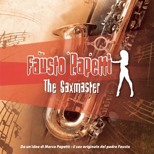 Fausto Papetti альбом The Saxmaster