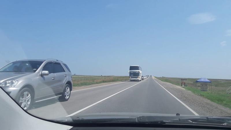 пробка Феодосия-Приморский